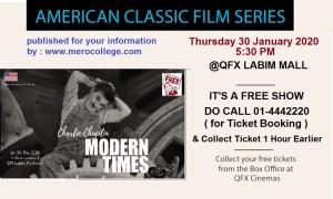 American Classic Film Series