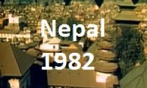 Documentary KATHMANDU NEPAL 1982